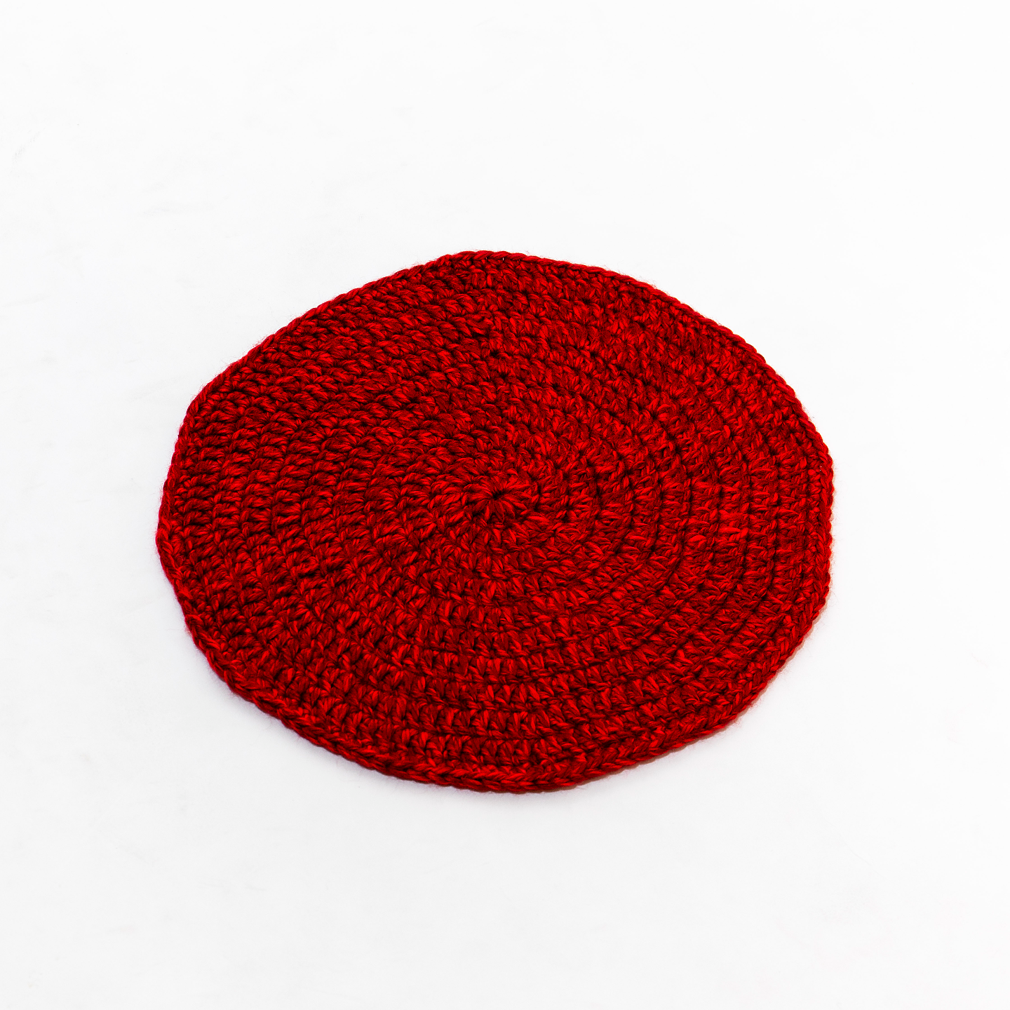 Scarlet Table Mat