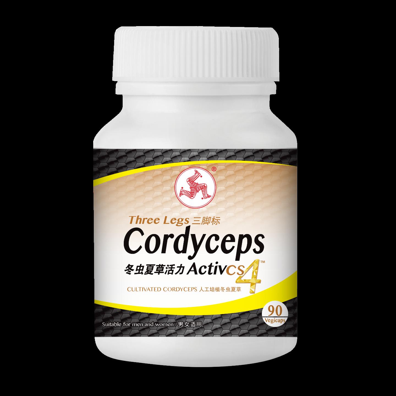 Codyceps ActivCS4 90 capsules