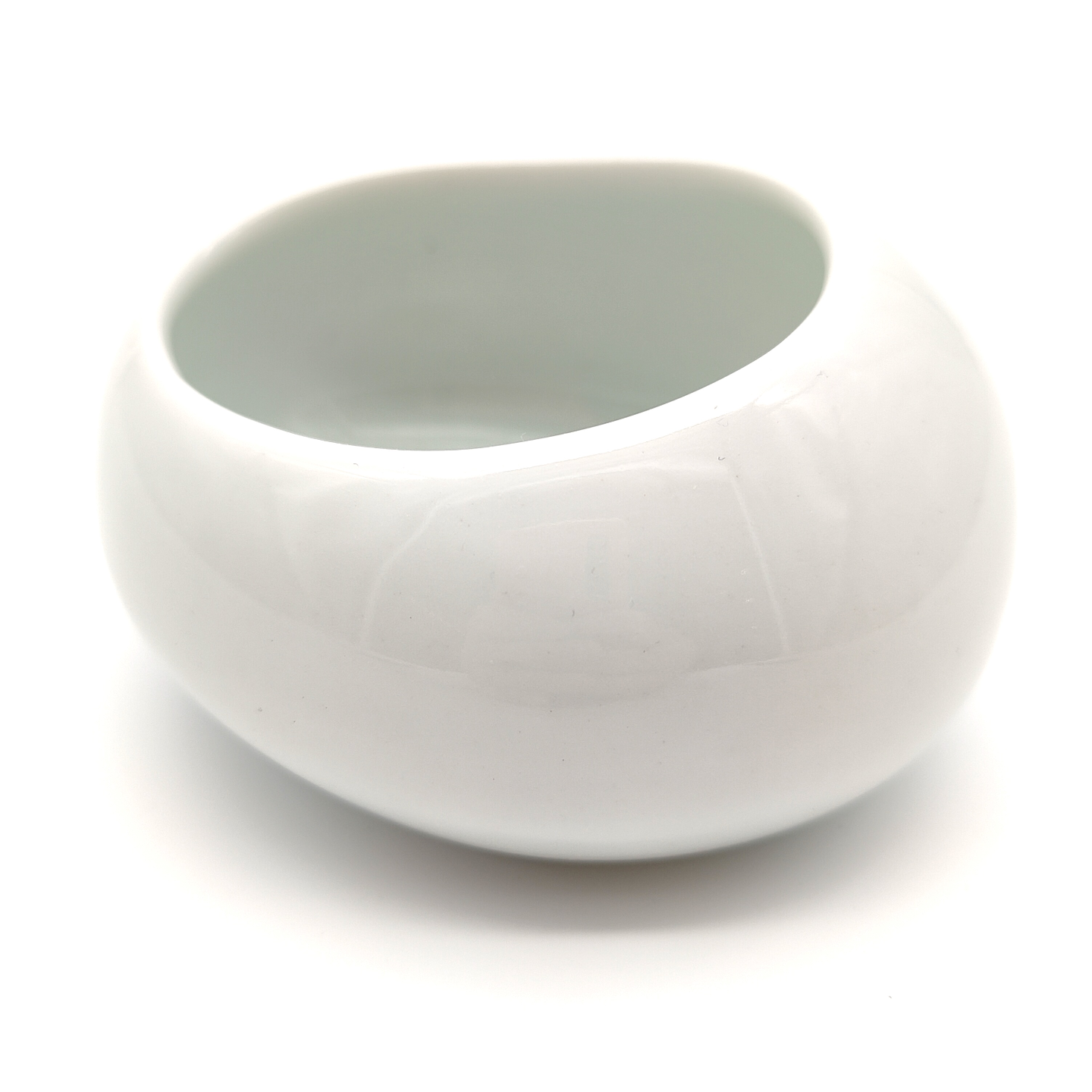 Green White Cobble Stone Bowls-03