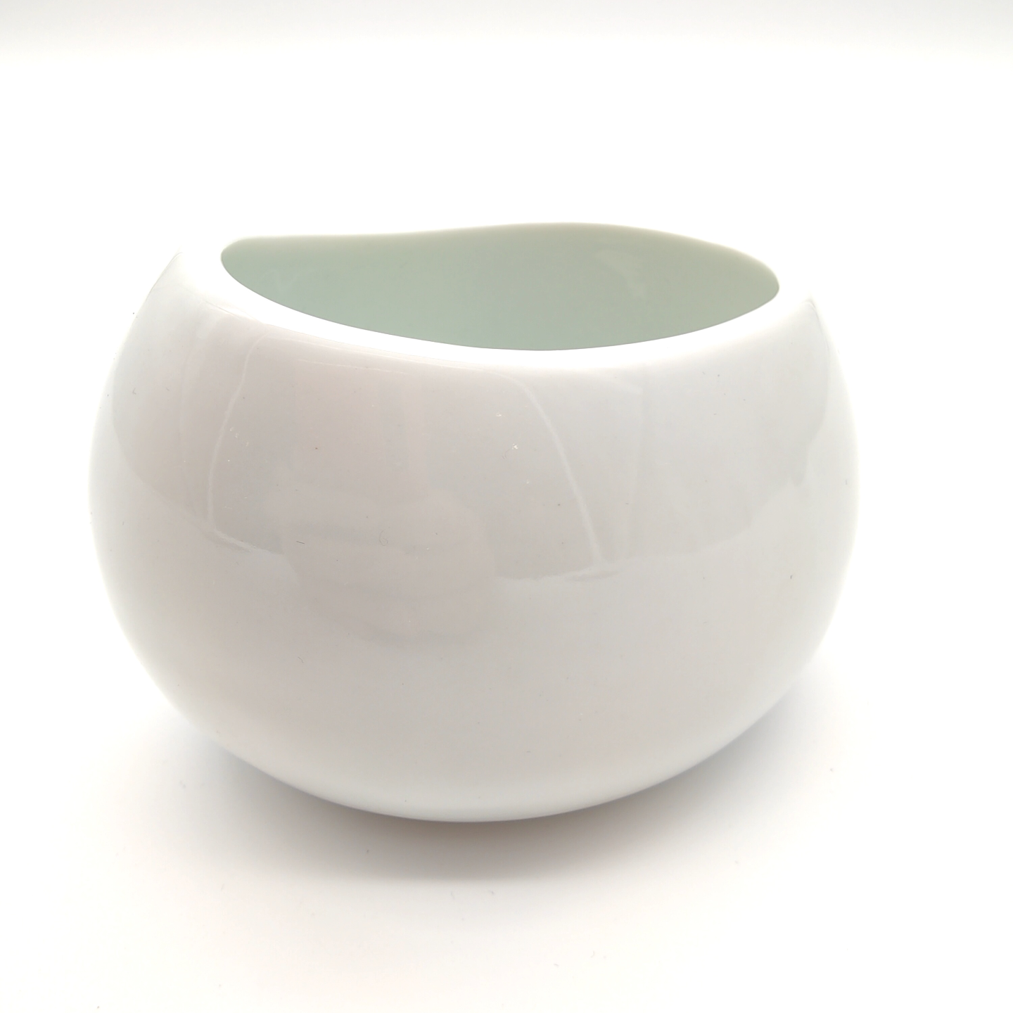 Green White Cobble Stone Bowls-05