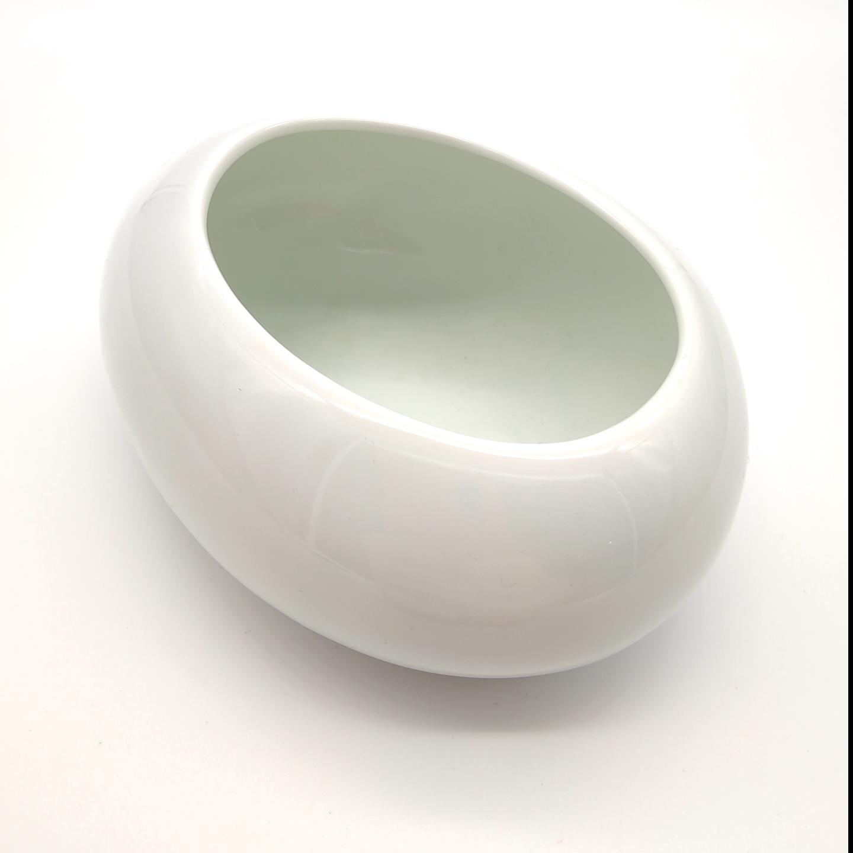 Green White Cobble Stone Bowls-06