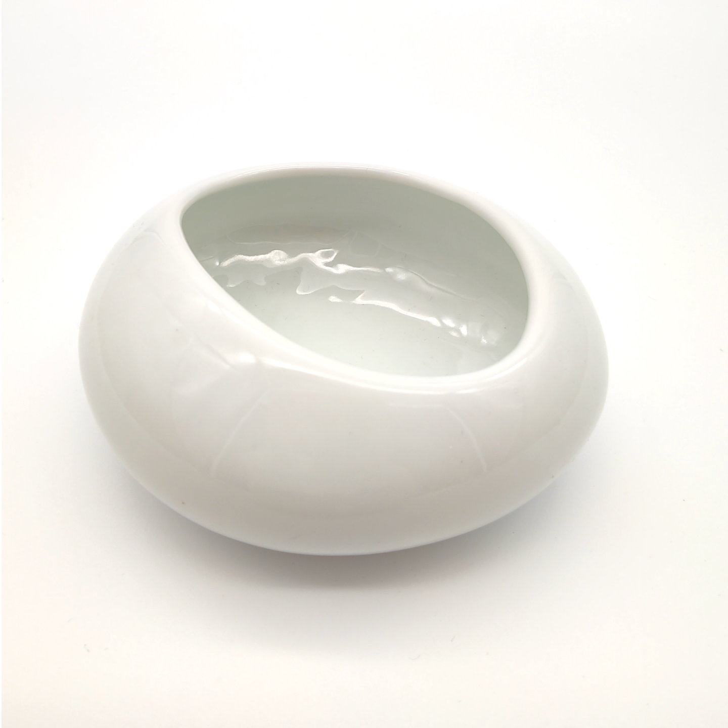 Green White Cobble Stone Bowls-02