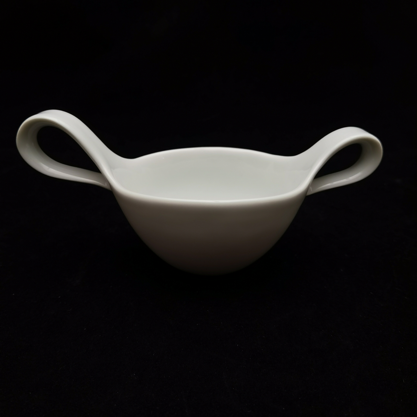 Green White Ladle Cup Six Forms - Single Cup S4
