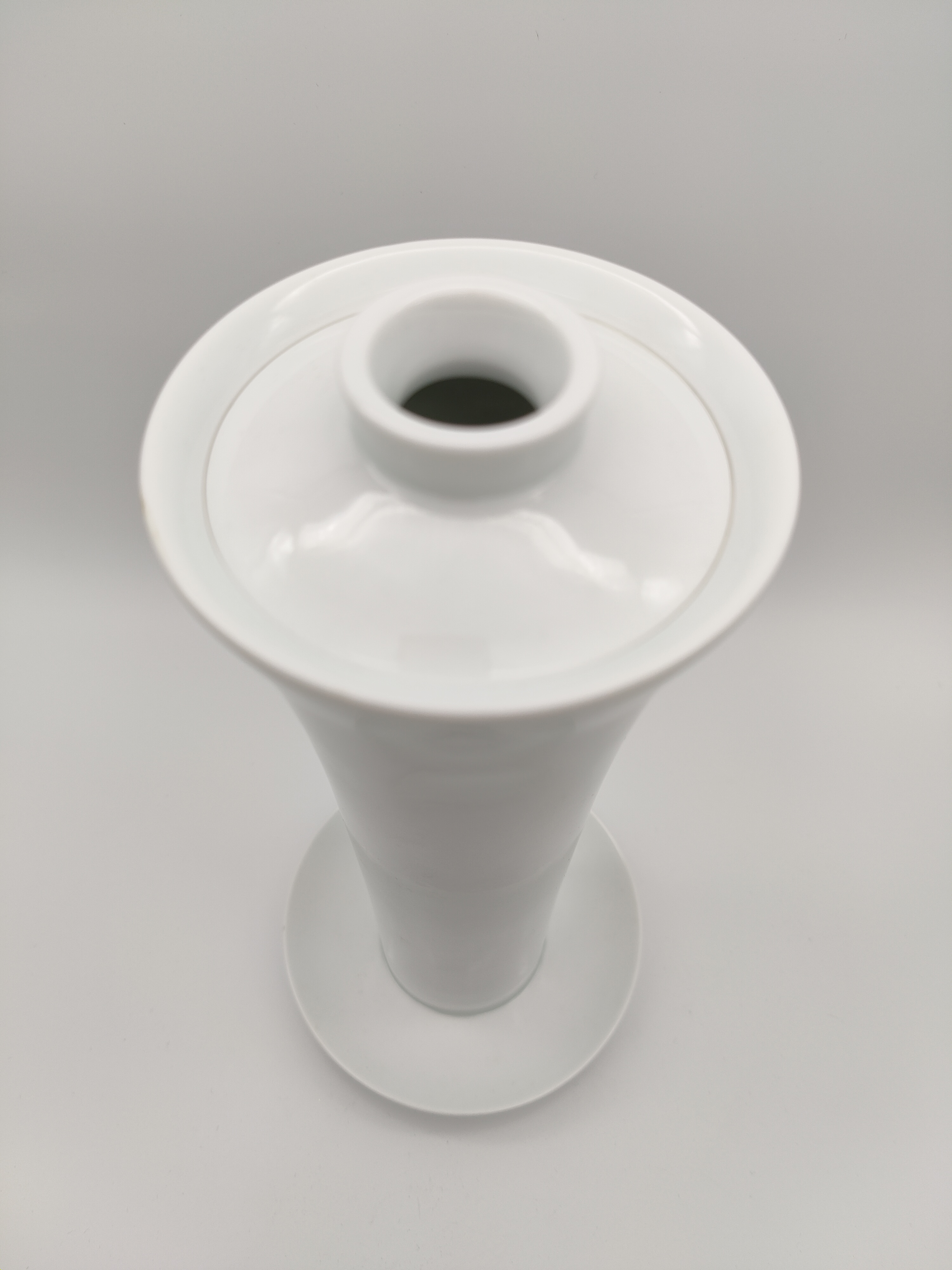Handmade Long Tea Cup Vase