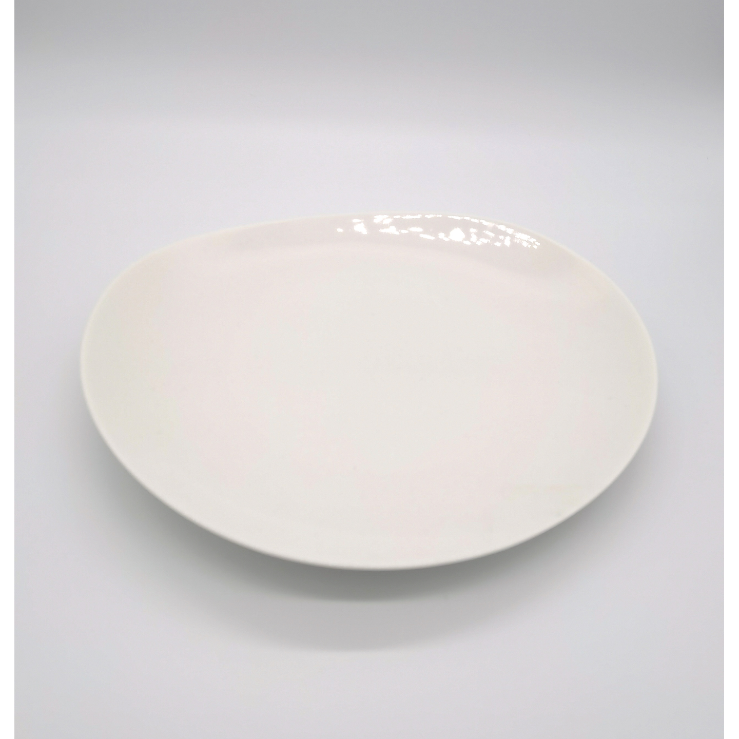 Bone China Free Loops Plate - 27cm