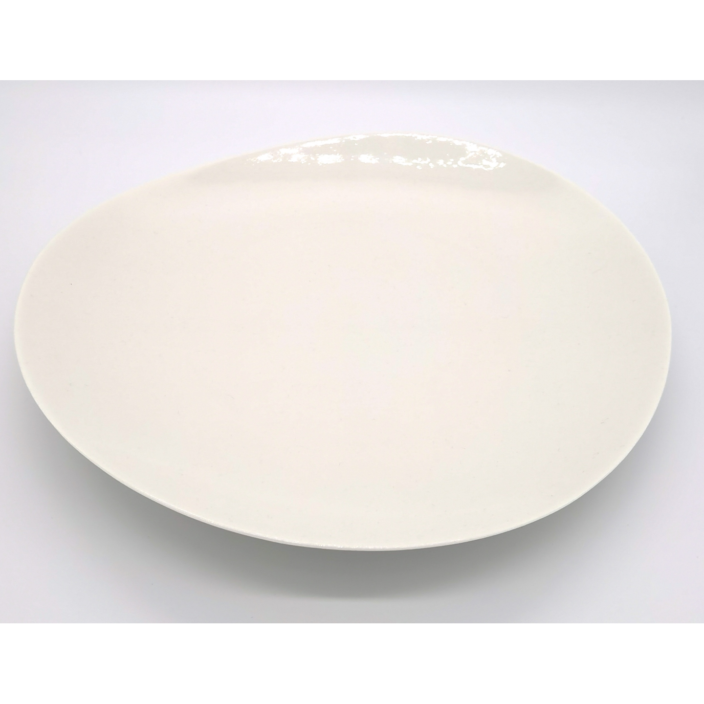 Bone China Free Loops Plate - (33cm)