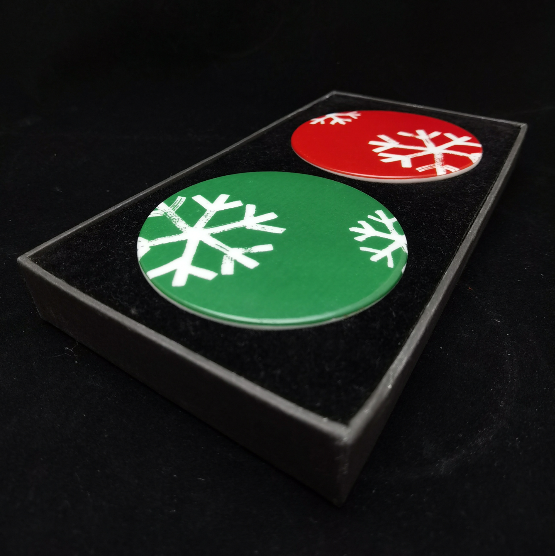 2019 Christmas Coaster Gift Set