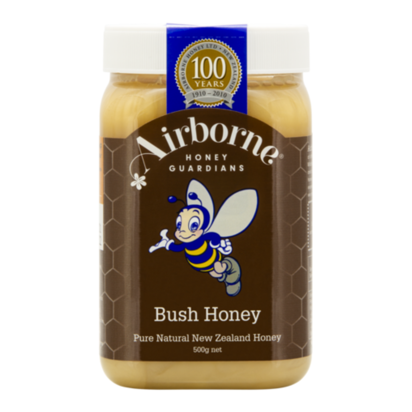 Airborne Classic Bush Honey 500g