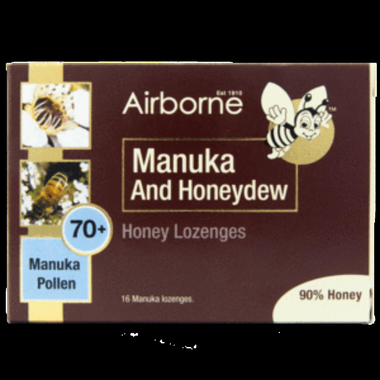 Airborne Manuka & Honeydew Lozenges 16x2.8g