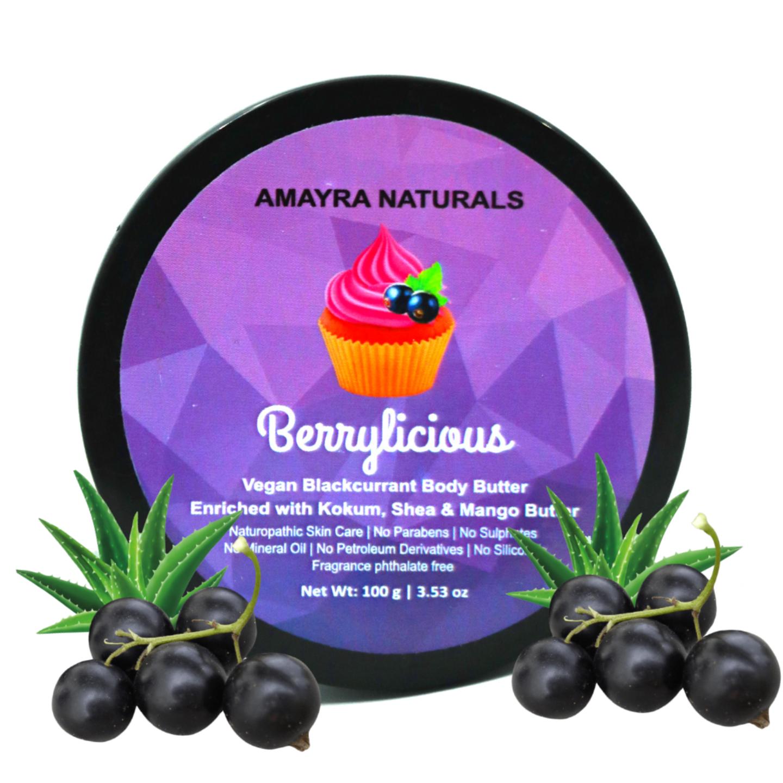 Amayra Naturals Berrylicious Body Butter