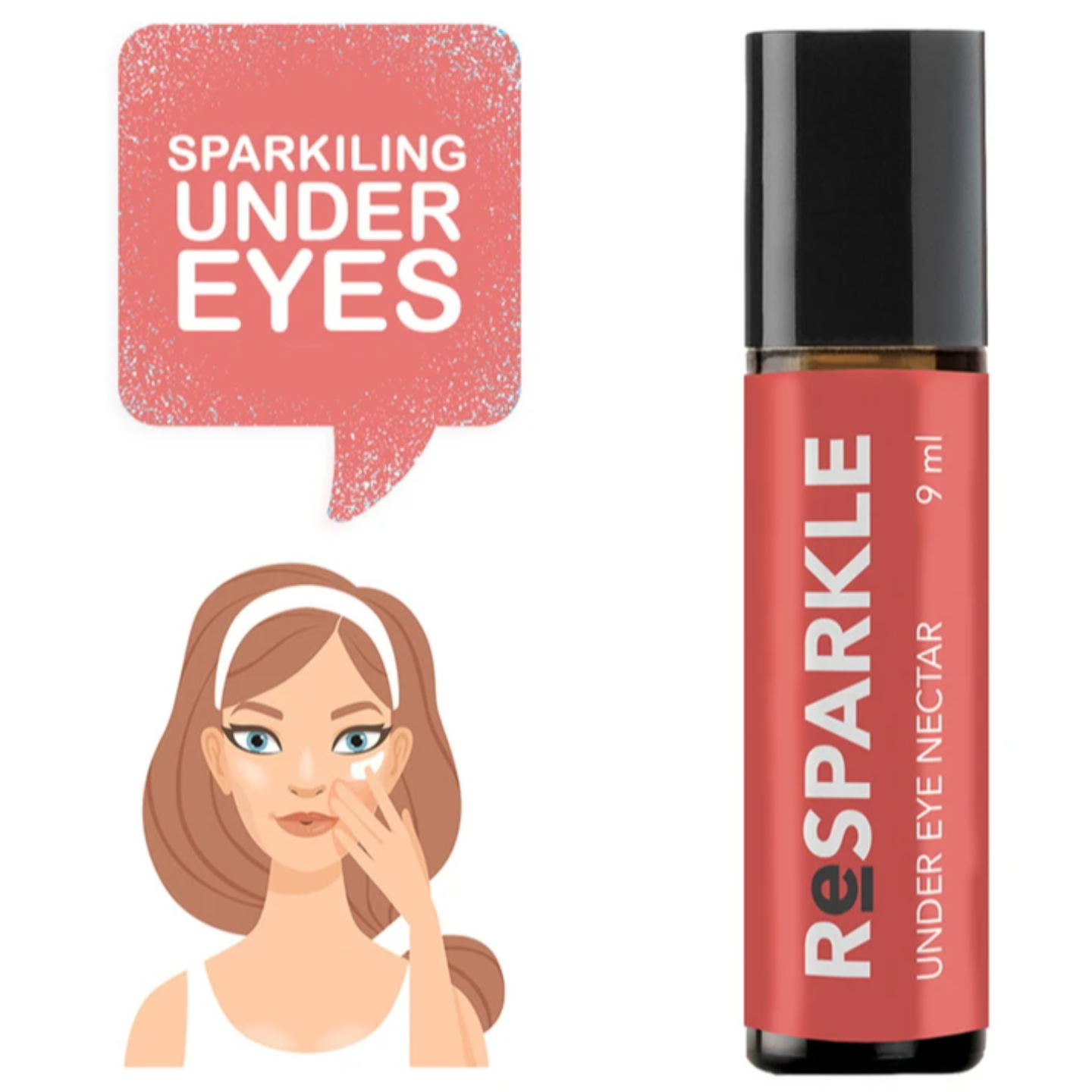 Herb Tantra ReSparkle Under Eye Nectar (9 ml)