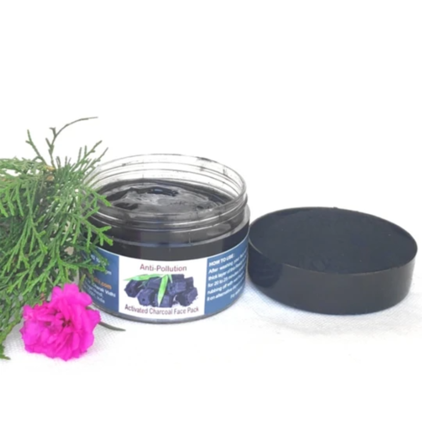Activate Charcoal Anti-Pollution Ready to Use Face Pack