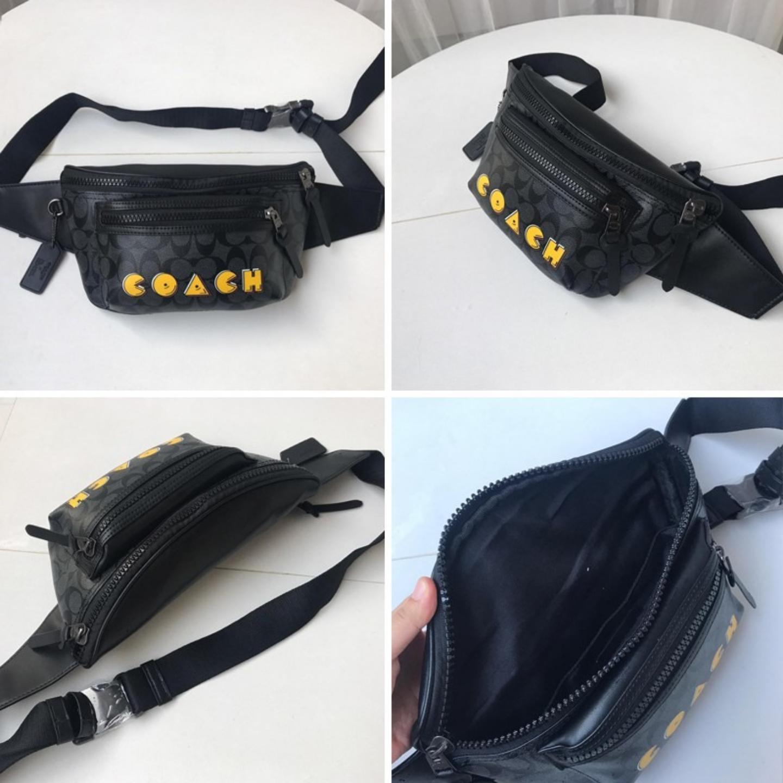 F72931 F72936 F72924 Mens Chest Bag Crossbody Mens Waist Bag