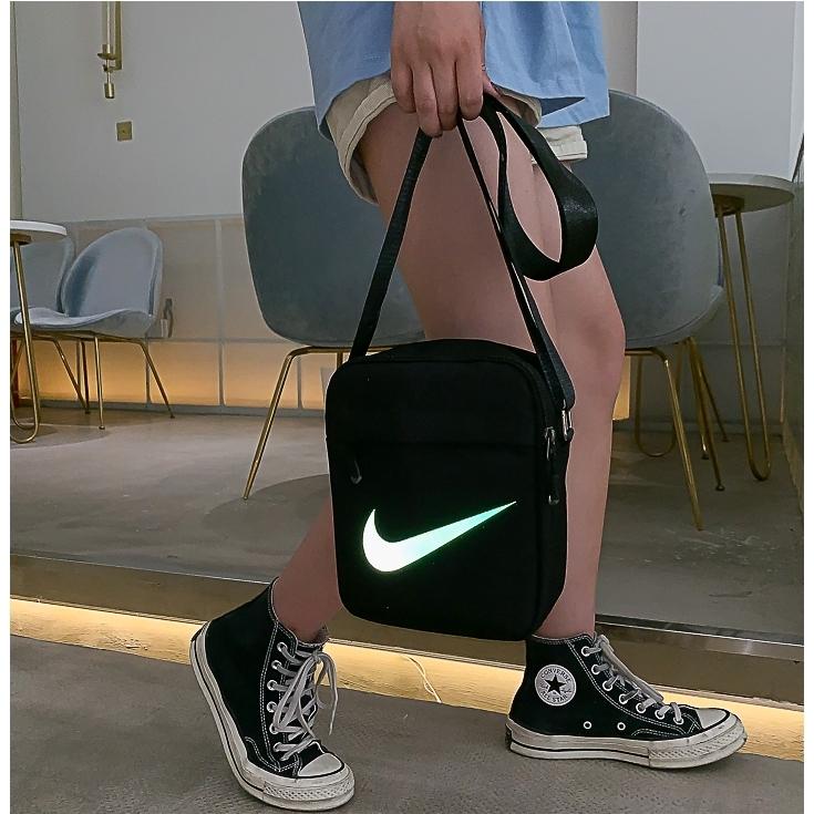 NIKE shoulder bag chest bag