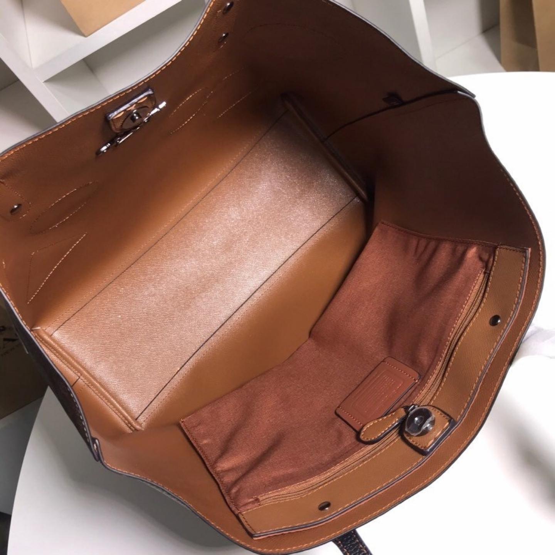 Womens Bag F88020 Textured Tote Bag Handbag