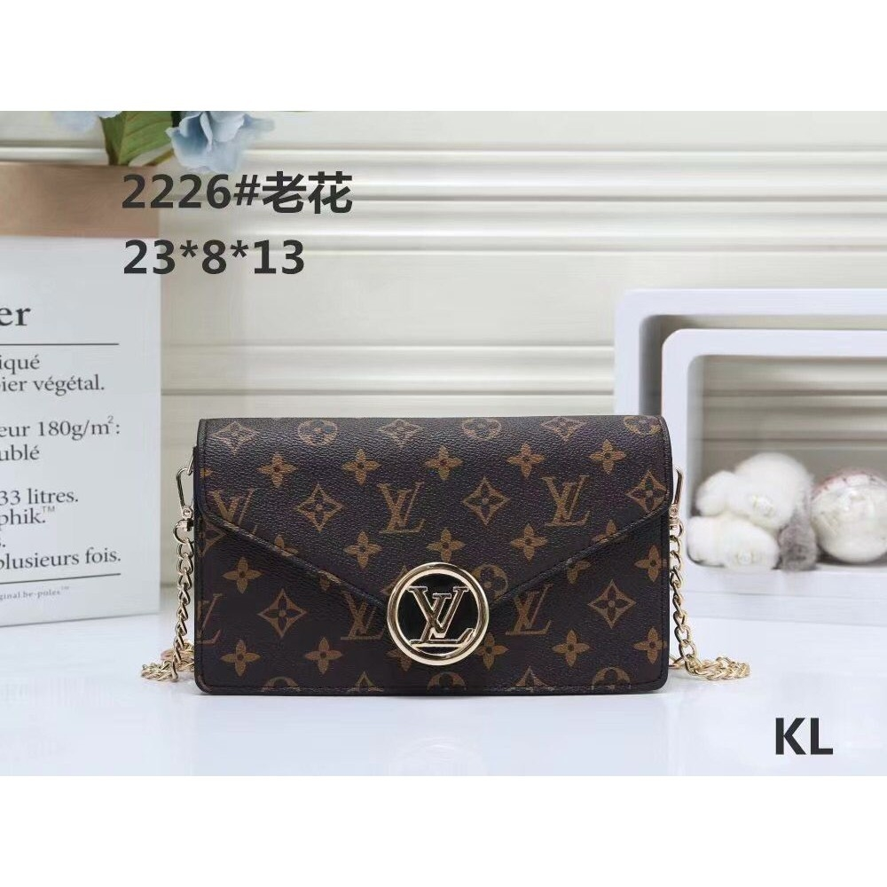 LV women shoulder bag