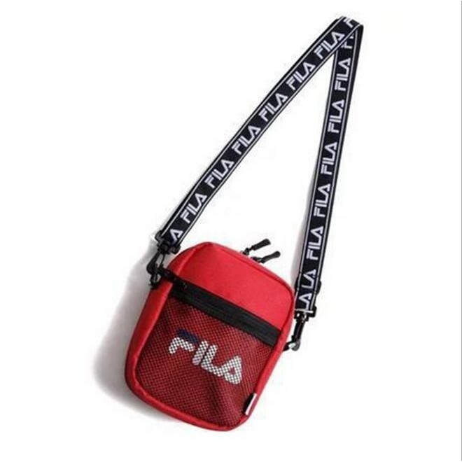 FILA 2in1 waist sling bag Unisex Shoulder Bag