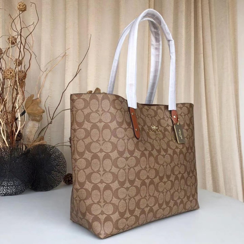 New style F76636 ladies handbag single shoulder bag shopping bag