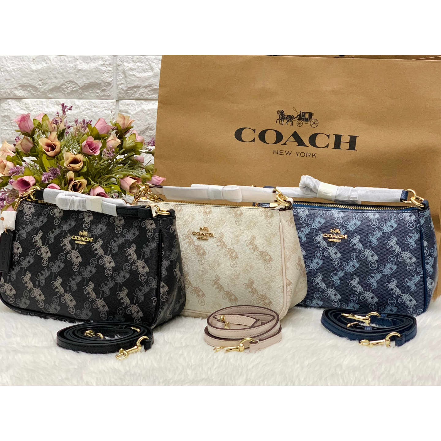Coach F36674 Handbag Sling Bag Ladies Women