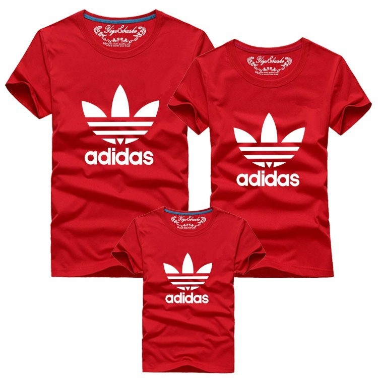 Adidas Women's Tops Tee Men T-shirt