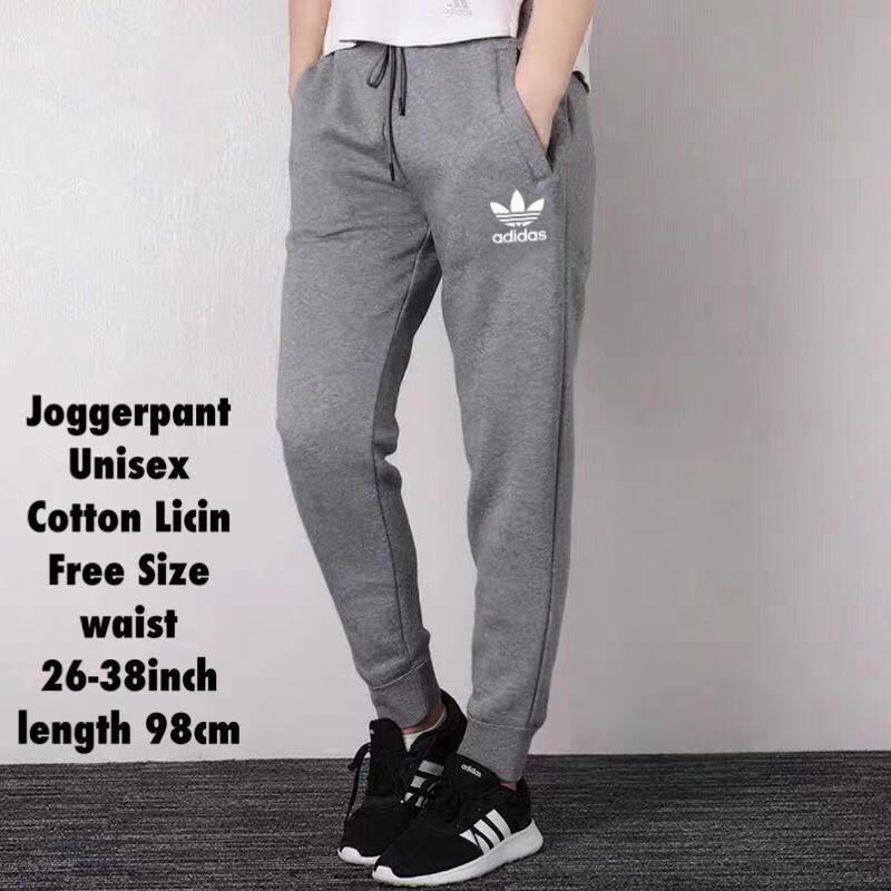 Adidas joggerpant unisex cotton