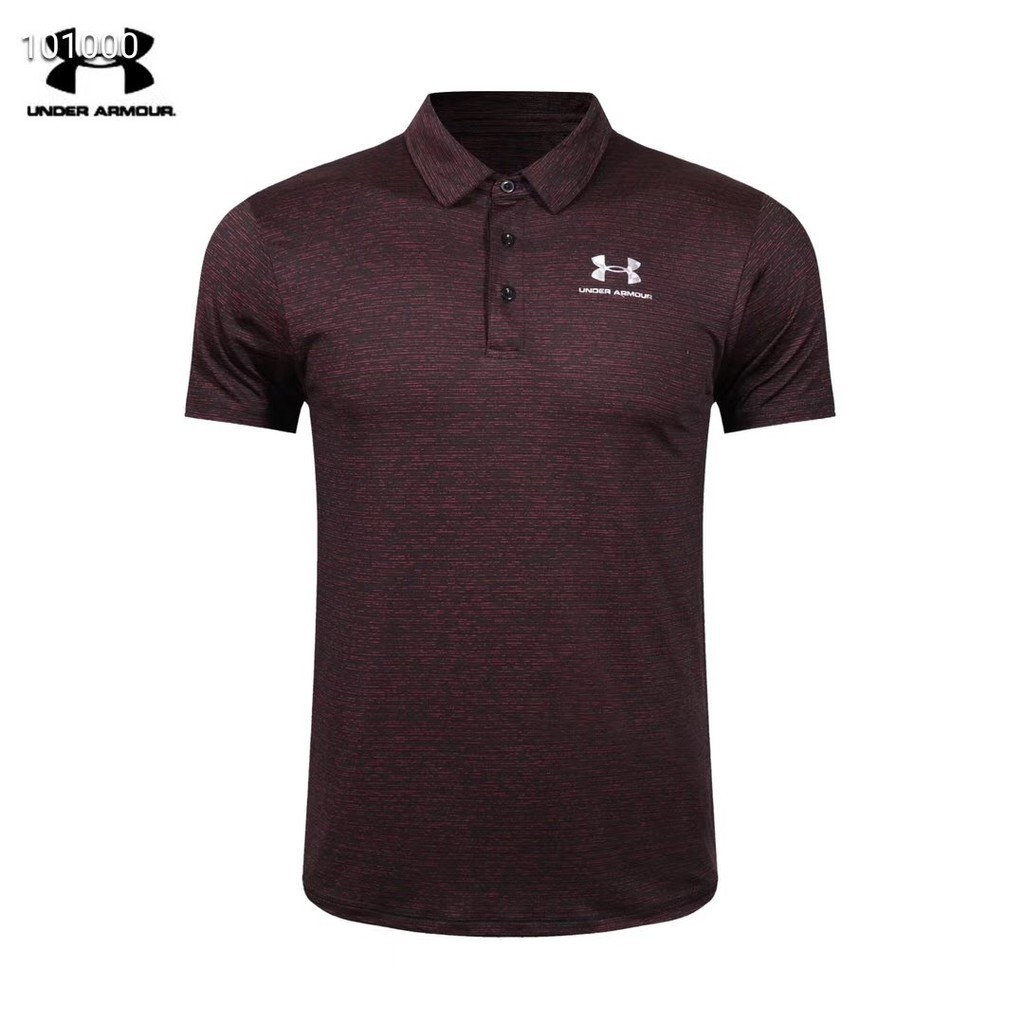 Under Armour Breathable polo shirt
