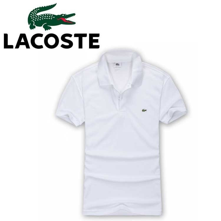 Lacoste Cotton Short Sleeve Shirt