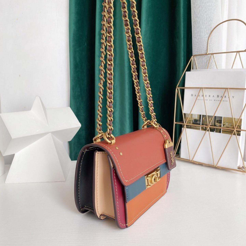(SG COD)  Women's Coach   Bags / F78489 / Sling Bag / Handbag / Shoulder Bag