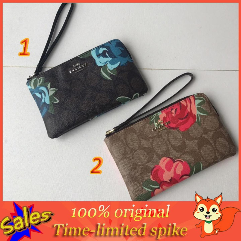 (SG COD) COACH Women's wrist bag F39180 clutch bag