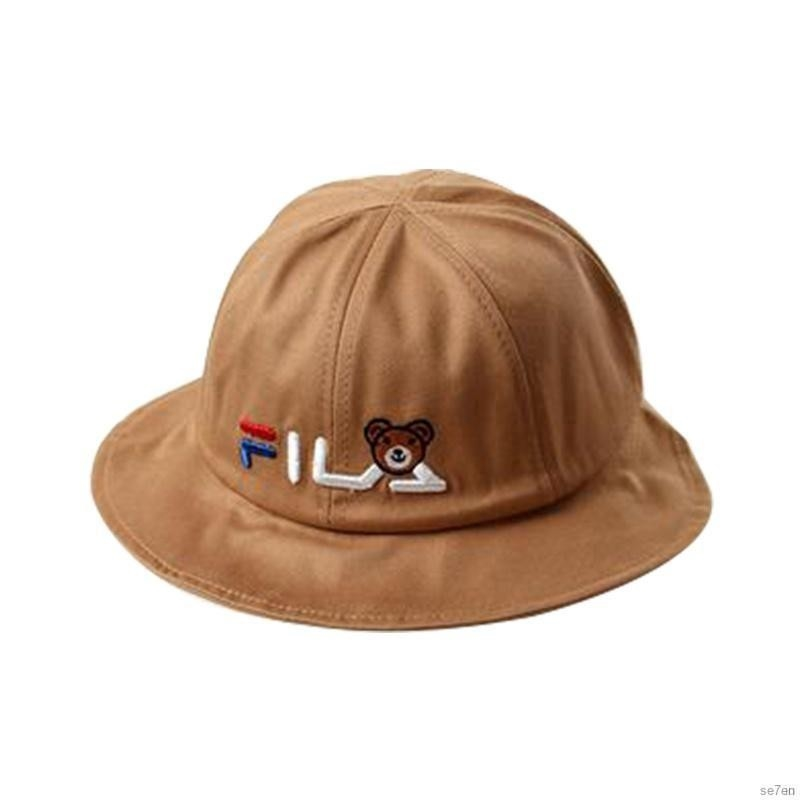 FILA Cartoon baby sun hat