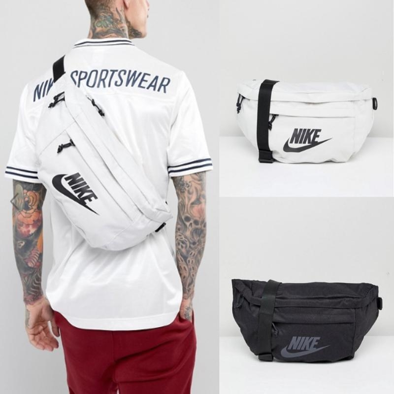 nike Fashion Canvas Chest Bag