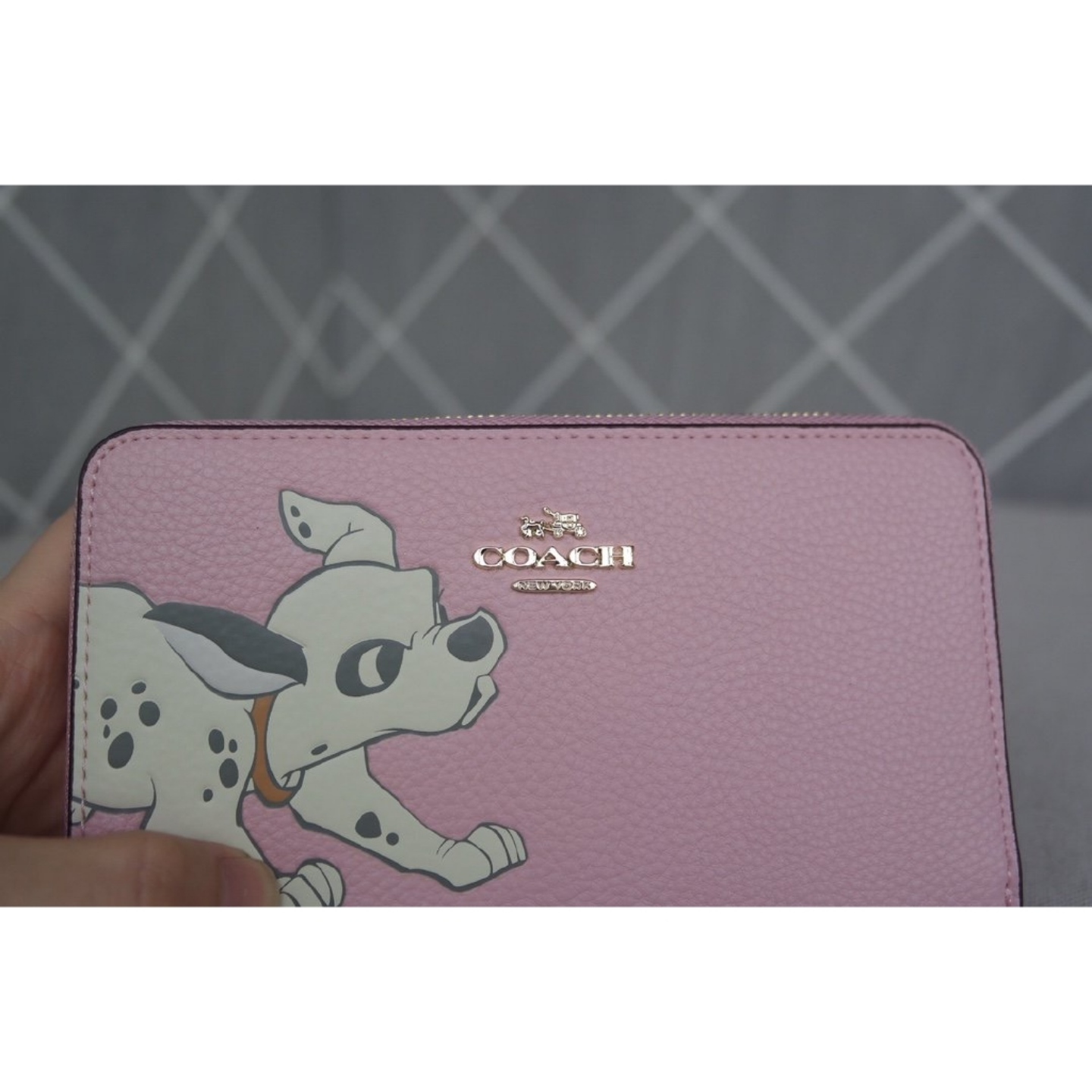 (SG COD)  Ladies Coach Long Wallet F88671 F91191 F93768 Wallet and Cardholder Zipper Wallet Long Wallet