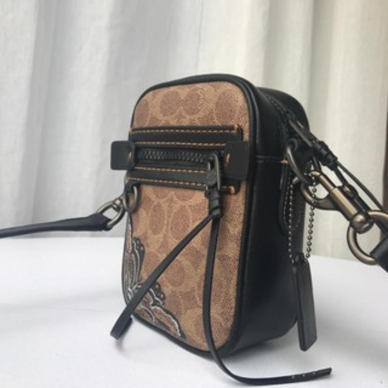 (SG COD) COACH New small bag F72930 F36714 F72963 pattern one shoulder diagonal package