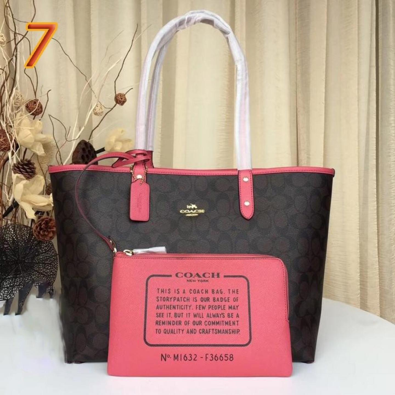 Special offer Ladies bag F36658 Double-sided bag Handbag Tote bag