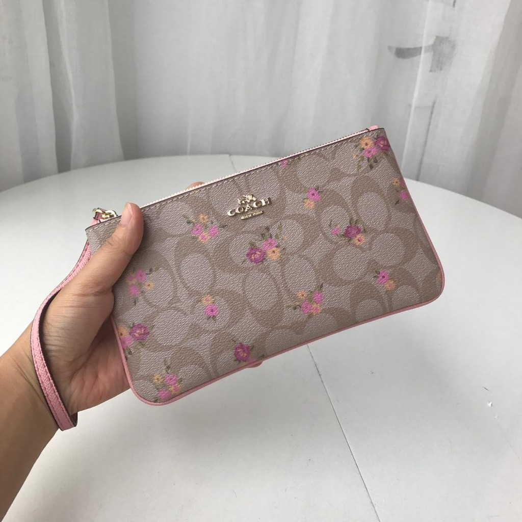 coach ladies mini wrist bag for fashion woman and best gift for Christmas
