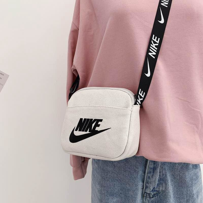 Nike unisex Shoulder Beg Canvas School Phone Bags