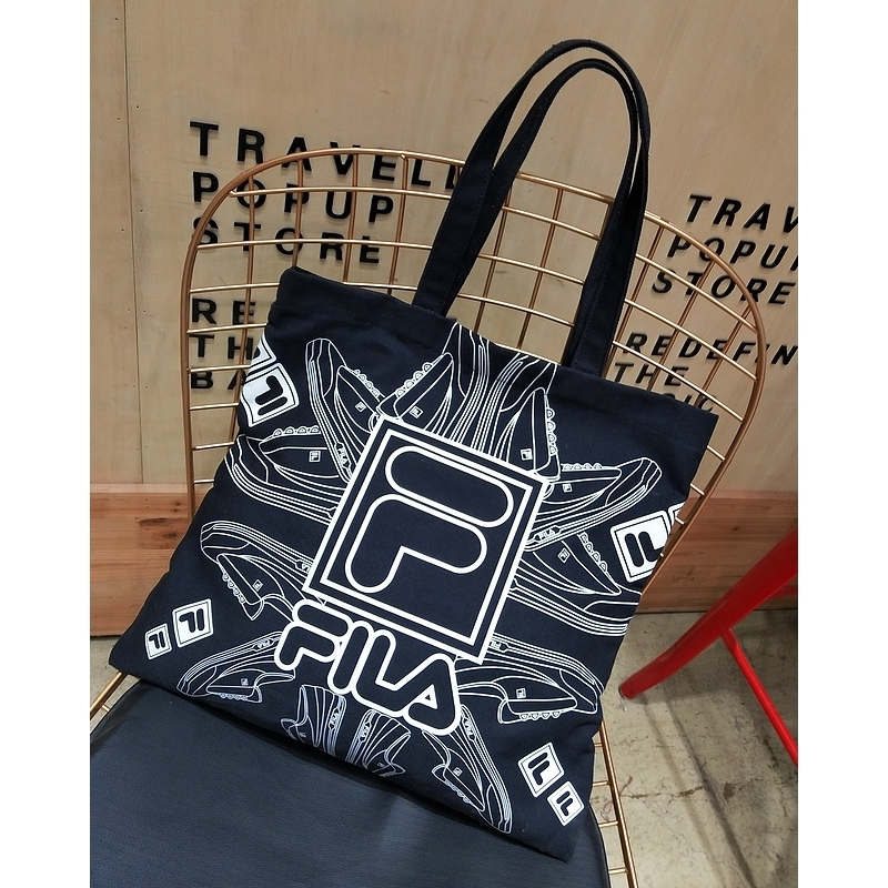 Fila Shoulder Bag Canvas Sling Bag