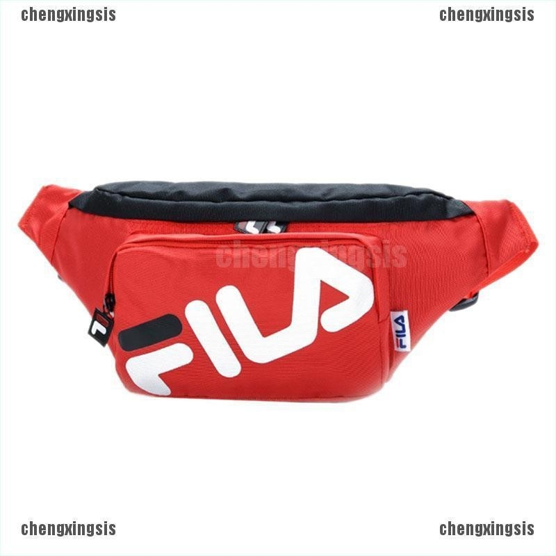 Fila Canvas Crossbody Waist Bag