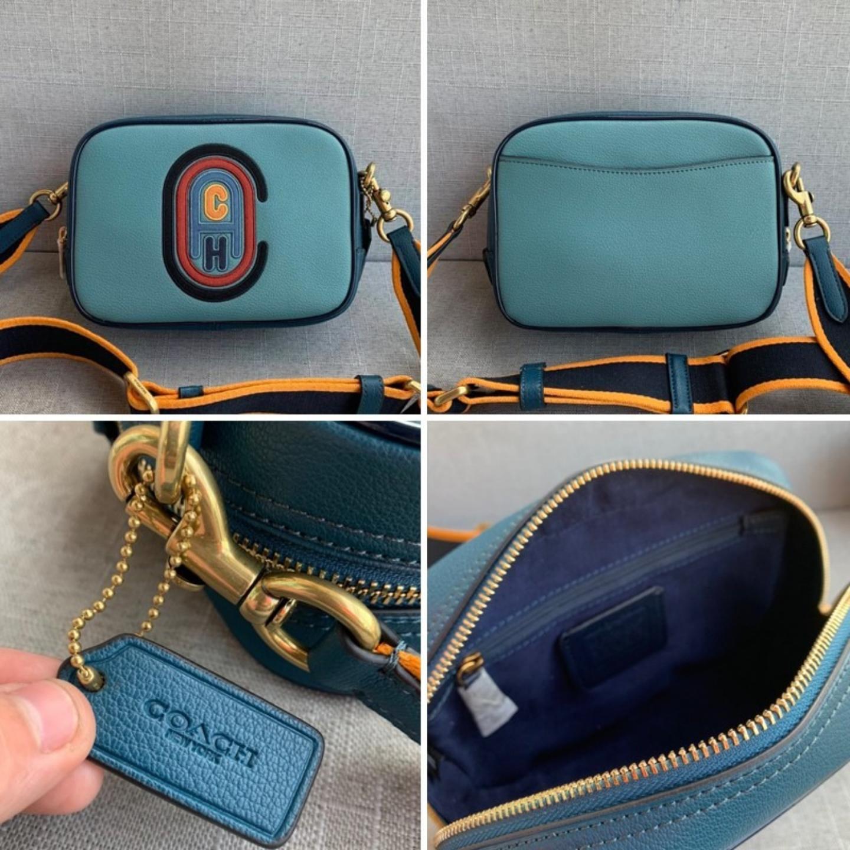 (SG COD) Ladies Coach  Bag / F79278 / Zipper Camera Bag / Sling Bag / Shoulder Bag