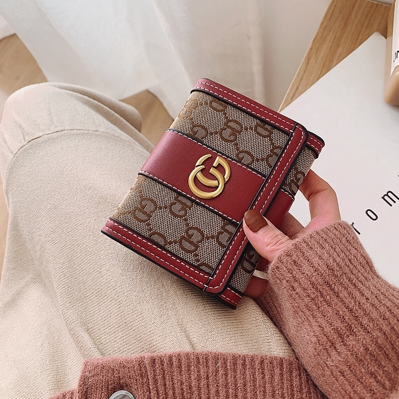 Gucci HASP Girl Wallet