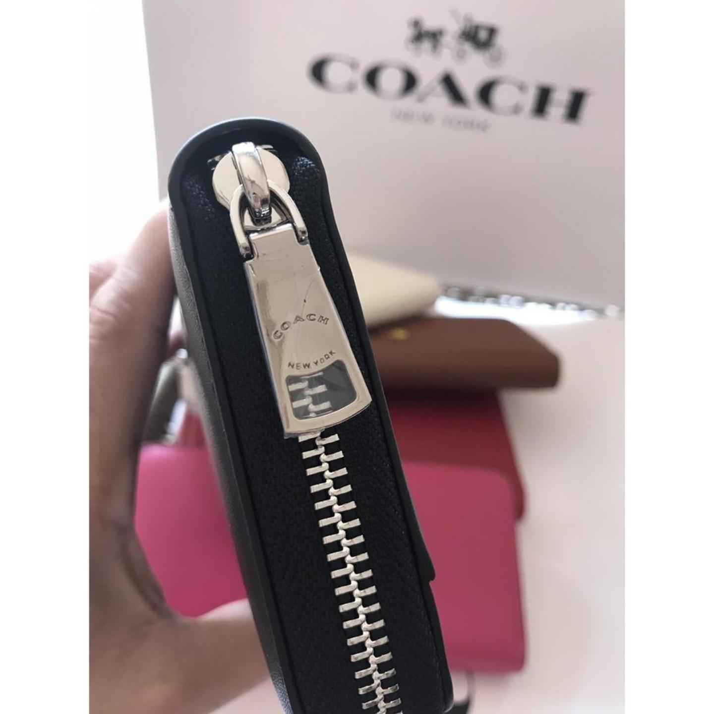 (SG COD) Women's Wallets F53773 CoachSnoopy Long leather wallet Long Wallets