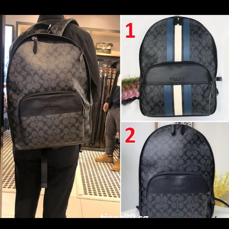 SG COD   Mens Backpack F72482 F67250 Backpack Coach  Backpack Casual Backpack Travel Backpack