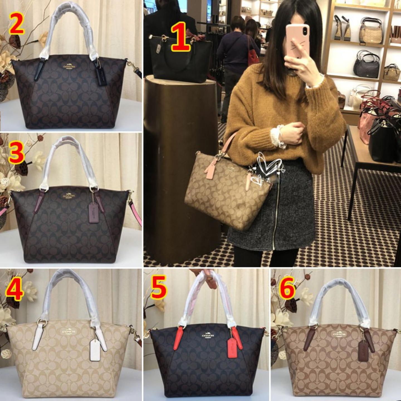 (SG COD) Coach   Women's Bags / F28989 / dumpling bag / shopping bag / handbag / shoulder bag / casual shoulder bag