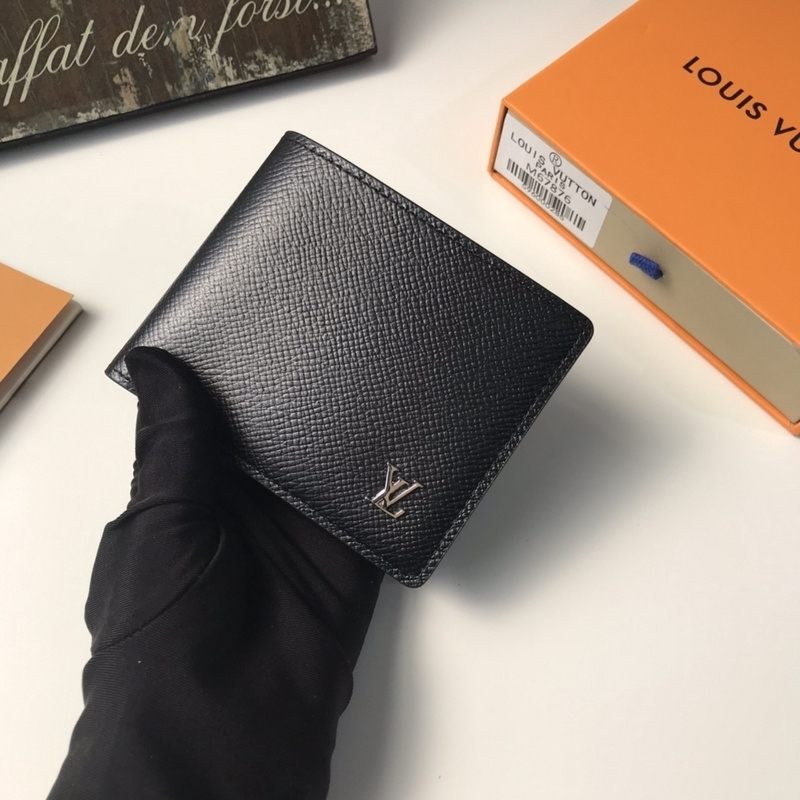 LV Wallet Genuine Leather Purses