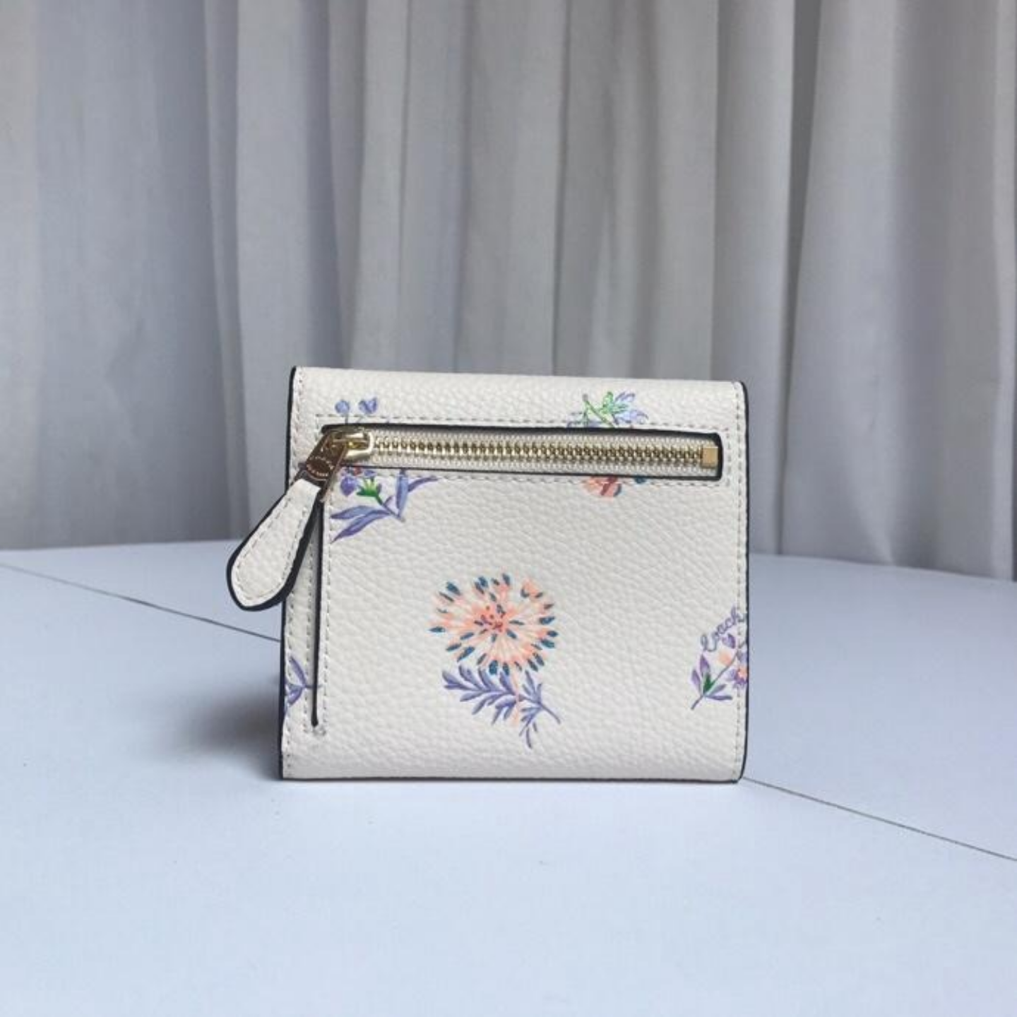(SG COD) Women's wallet and card holder F69849 short wallet