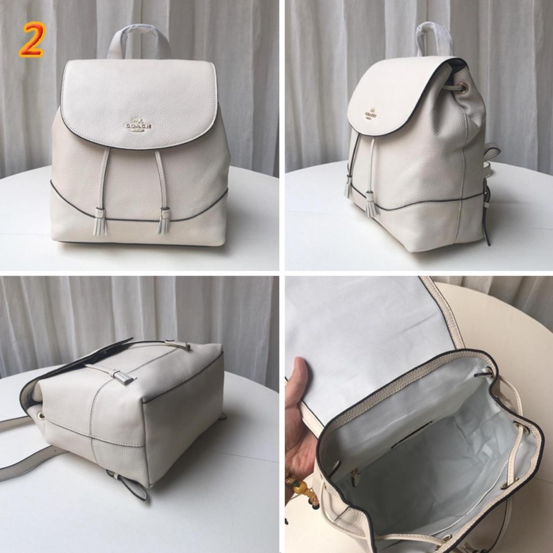 (SG COD) Coach Women's Backpack F72645 Drawstring Backpack