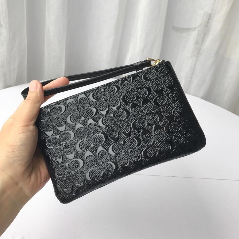 Wallet Clutch F58034 Womens Wrist Bag