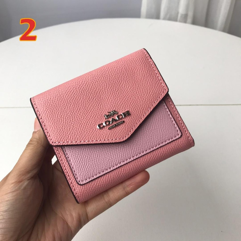 coach latest Leather Wallet
