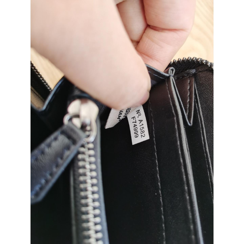 (SG COD)  Men's  Coach Wallet F74978 Long Wallet Folding Wallet Leather Long Wallet Wallet Men's Long Wallet