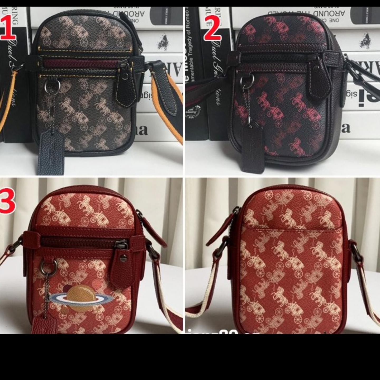 New Men's Bag F88325 F88326 Graphic Shoulder Bag Messenger Bags Leather Messenger Bags